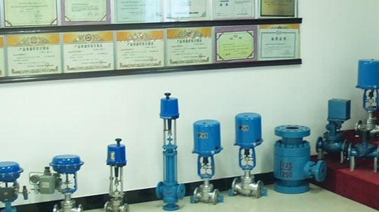 datian valve Quality Certification