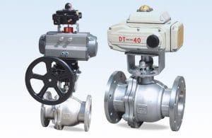 ZQO Type stop ball valve