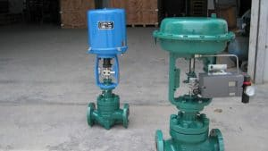 About Control Valve