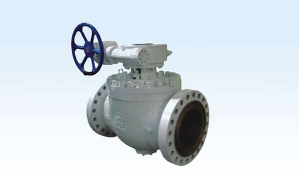 Top Entry Cast Steel Ball Valve