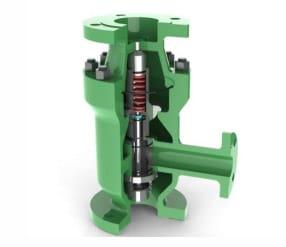 ZDT Model arc valve