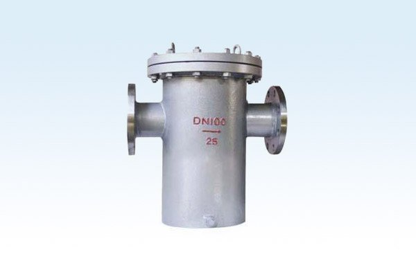 Fabricated Simplex Basket Strainer