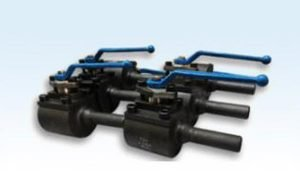Double Block & Bleed Ball Valve