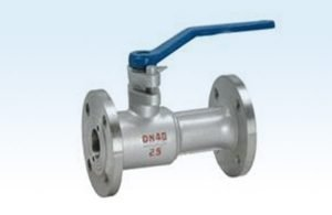 Integrated Stainless Steel Ball Valve